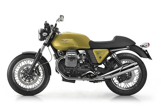Moto Guzzi V7 Café Classic