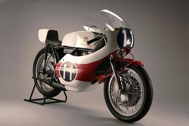 1973 Yamaha TZ350