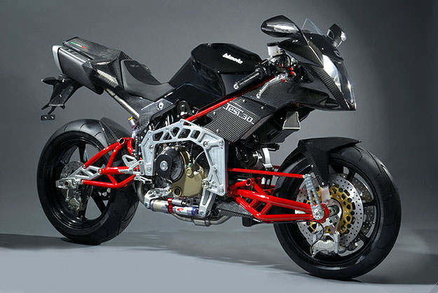 BMW supplying Bimota with S 1000 RR engines