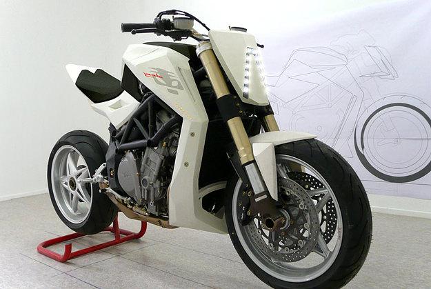 MV Agusta Bestiale