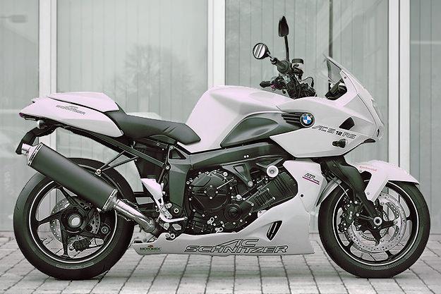 AC Schnitzer BMW motorraeder