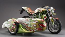 CR&S Vun Sidecar