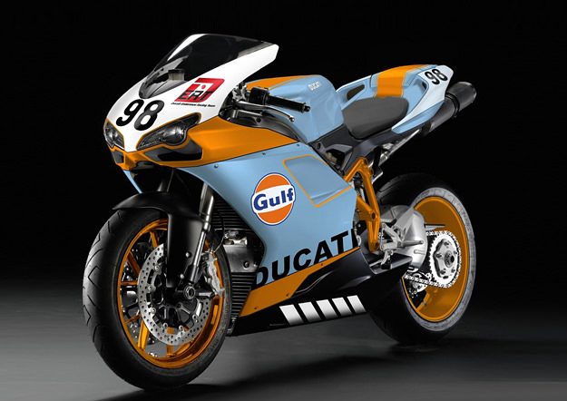 Gulf Ducati 1098R