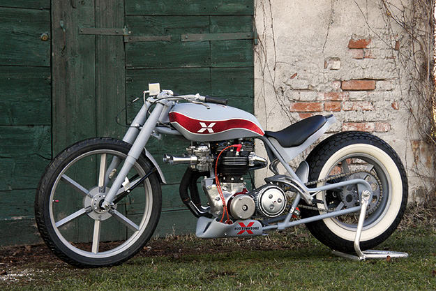 Totti Motori Triumph Hot Rod