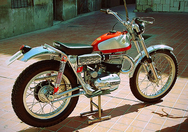 1967 Bultaco Sherpa T Model 27 Bike Exif