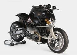 BMW R1200R custom