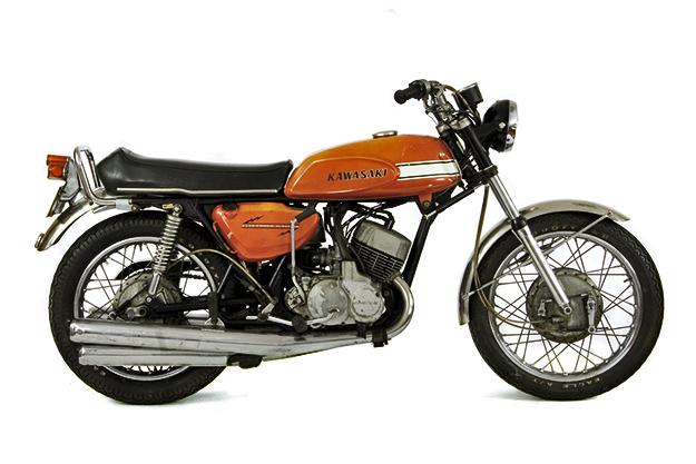 Kawasaki H1