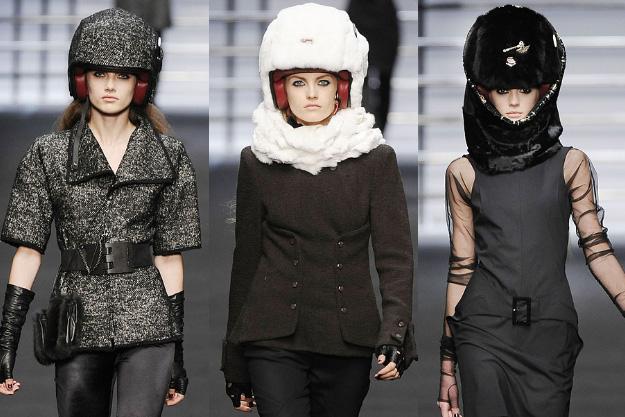 Karl Lagerfeld x Les Ateliers Ruby helmets