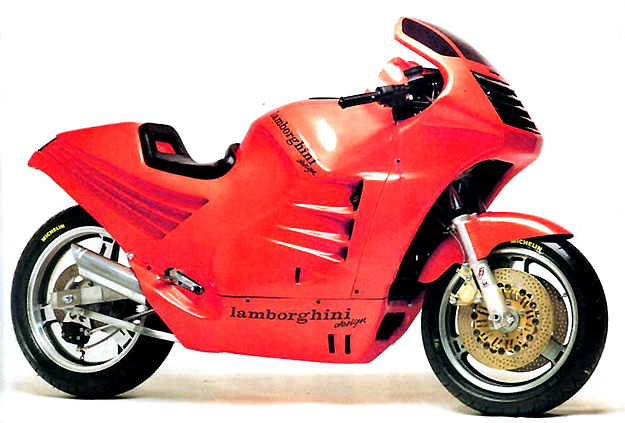 Lamborghini Design Bike Exif