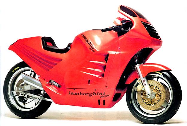 Lamborghini Design Bike Exif