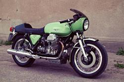 1974 Moto Guzzi 850T café racer