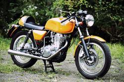 Stinky Yamaha SR #21