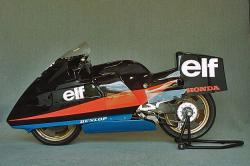 ELF R motorcycle