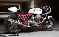Racing Moto Guzzi