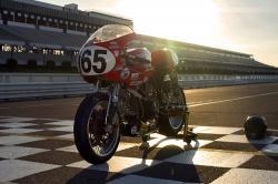 Ducati Sport1000 racer