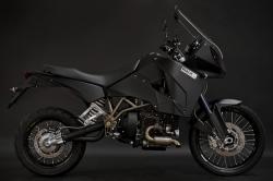 Track T-800 CDI diesel motorcycle