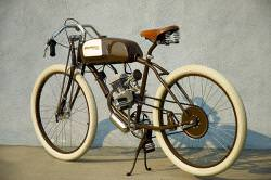 Derringer motorized bicycles
