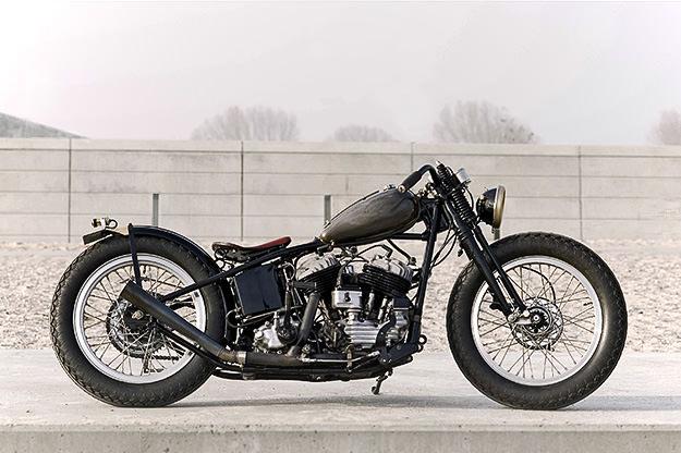 Jamesville Harley-Davidson 1200 'U'