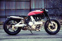 JvB-MOTO Ducati Flat Red