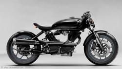 Mac Motorcycles Roarer