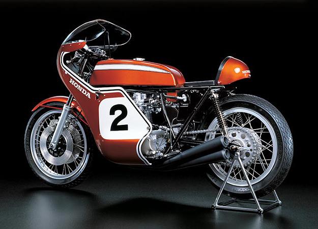 Honda CB750 model