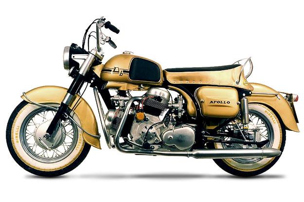 Ducati Apollo