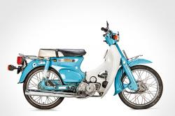 Honda C70 Passport