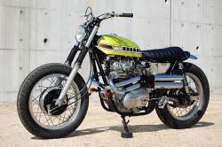 Big Moon Yamaha XS650