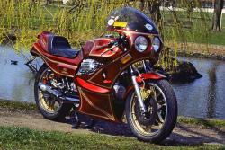 Crossbow Equipe Moto Guzzi