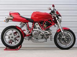 Ducati MH900e streetfighter