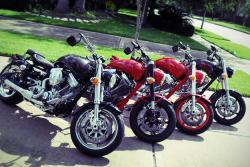 The Enron Motorcycles