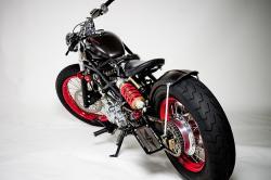 Ducati bobber: FlightCycles Coup D'etat