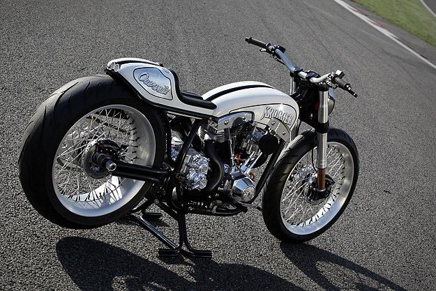 Krugger Overmile custom motorcycle