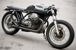 Wrenchmonkees Moto Guzzi