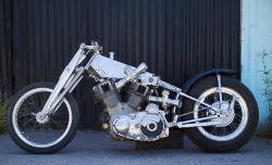1954 Vincent Drag Racer