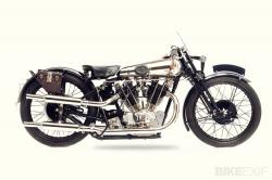 Brough Superior Pendine