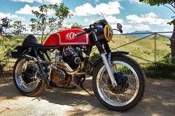 Honda CB350 by Benjie's Café Racers