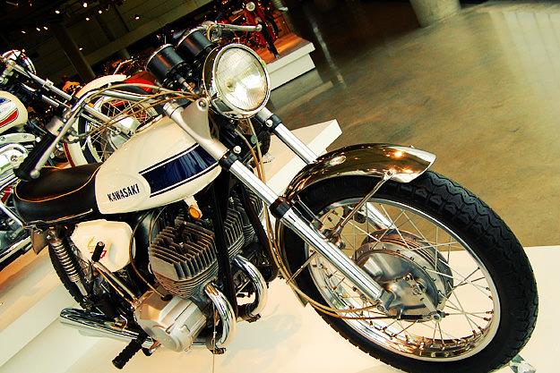 Kawasaki H1 Mach III 500