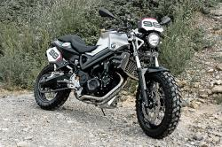 Touratech F 800 ScrambleR