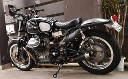 Moto Guzzi Ambassador racebike