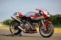 Ducati SportClassic racer