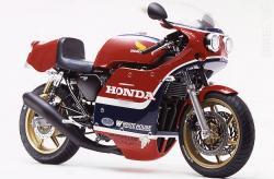 Honda RCB1000 replica