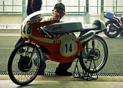 1968 Jamathi 50 racer