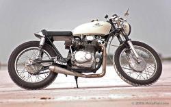 1969 Honda CL350