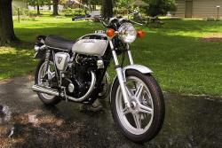 1971 Honda CB450 K4