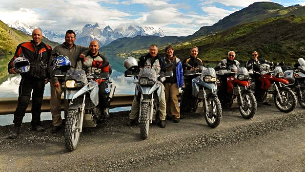 Compass Expeditions motorcycle tours of South America