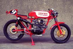 Radical Ducati Carallo Sport