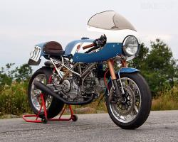 Walt Siegl Ducati