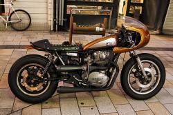 M/C Upper Yamaha XS650