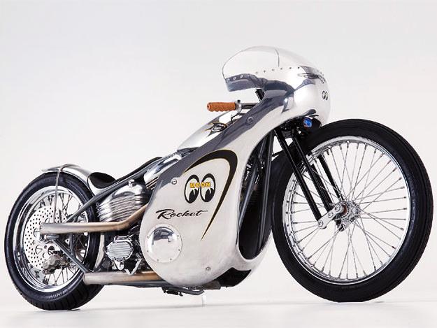 Cole Foster/Salinas Boys custom motorcycle